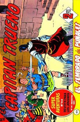 El Capitán Trueno (Grapa, 12 páginas (1991)) #411