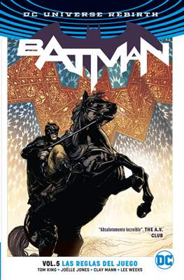 Batman (2017-...) (Rústica) #5