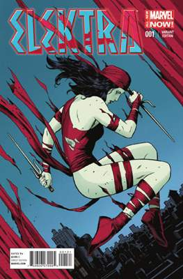 Elektra Vol. 3 (Variant Cover)