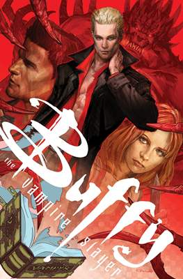 Buffy the Vampire Slayer Season 10 Library Edition #2