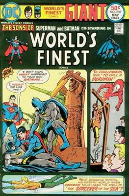 World's Finest Comics (1941-1986) (Comic Book) #230