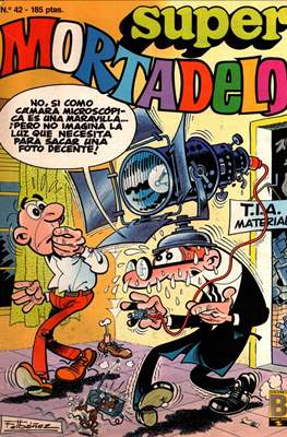 Super Mortadelo (Grapa, 52 páginas (1987)) #42
