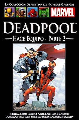 La Colección Definitiva de Novelas Gráficas Marvel #103