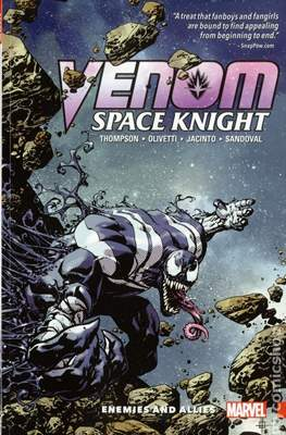 Venom Space Knight (Softcover 136-160 pp) #2