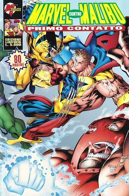 Marvel contro Malibu: Primo contatto