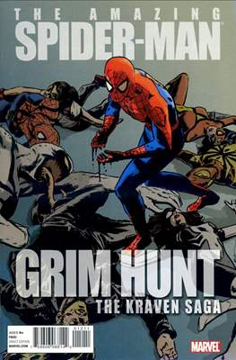 The Amazing Spider-Man: Grim Hunt - The Kraven Saga