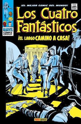 Los Cuatro Fantásticos. Marvel Gold (Omnigold) #5