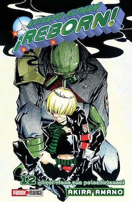 Katekyo Hitman ¡Reborn! (Rústica) #12