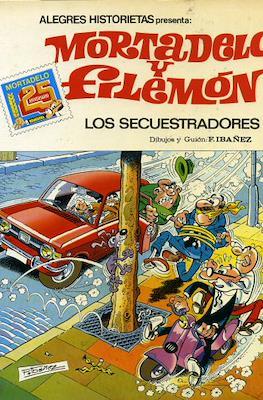 Alegres historietas. Mortadelo y Filemón (Rústica) #6