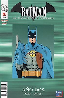 Batman. La Historia y la Leyenda (Grapa) #5