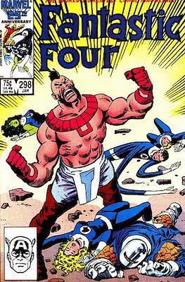 Fantastic Four Vol. 1 (1961-1996) (saddle-stitched) #298