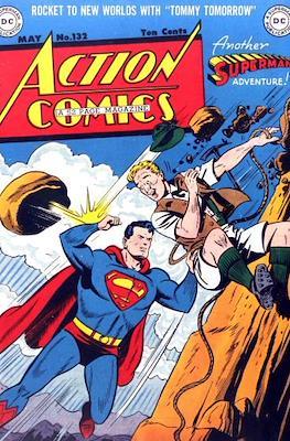 Action Comics Vol. 1 (1938-2011; 2016-) (Comic Book) #132
