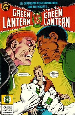 Green Lantern (1986-1987) (Grapa, 36-52 páginas) #26