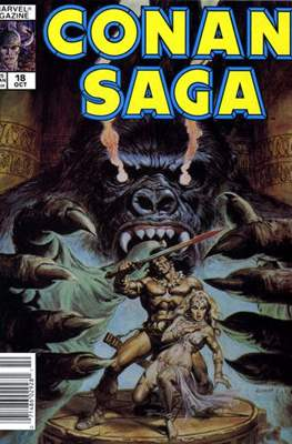 Conan Saga (Comic-book) #18