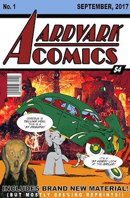 Aardvark Comics