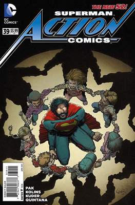 Action Comics Vol. 2 (2011-2016) (Grapa) #39