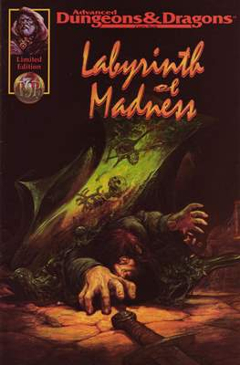 Advanced Dungeons & Dragons - Labyrinth of Madness