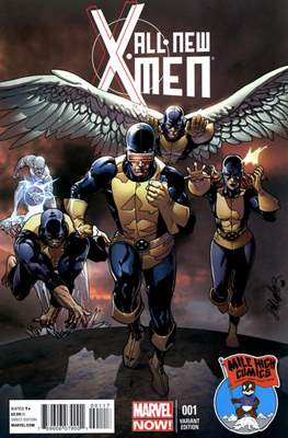 All-New X-Men Vol. 1 (Variant Cover) #1.3