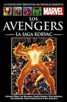 La Colección Definitiva de Novelas Gráficas Marvel (Cartoné) #119