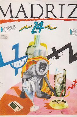 Madriz (Revista grapa 16 pp) #24