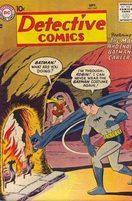 Detective Comics Vol. 1 (1937-2011; 2016-) (Comic Book) #247
