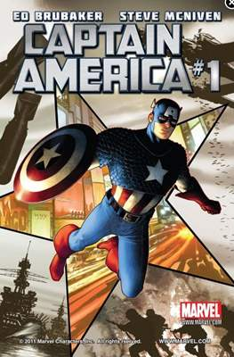 Captain America Vol. 6