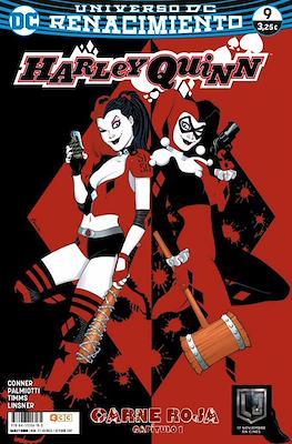 Harley Quinn. Nuevo Universo DC / Renacimiento (Rústica / Grapa) #17/9