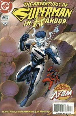 Superman Vol. 1 / Adventures of Superman Vol. 1 (1939-2011) (Comic Book) #547