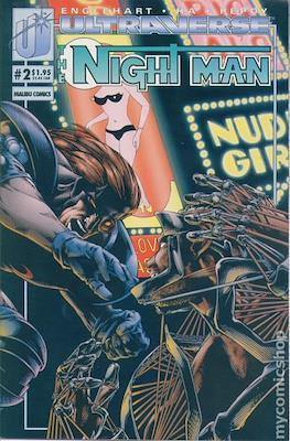 The Night Man #2