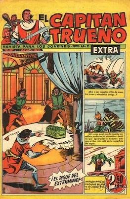 El Capitán Trueno Extra (Grapa, 40 páginas (1960-1968)) #33