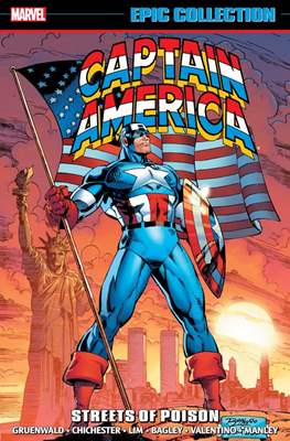 Captain America Epic Collection (Softcover) #16