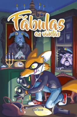 Fábulas en Viñetas