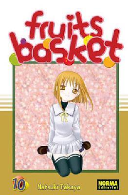 Fruits Basket (Rústica con sobrecubierta) #10