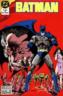 Batman (1987-1993) (Grapa) #18