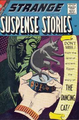 Strange Suspense Stories Vol. 2 #37
