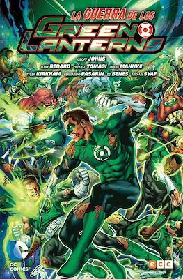 Green Lantern: La guerra de los Green Lanterns