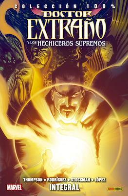 Doctor Extraño y los Hechiceros Supremos. 100% Marvel