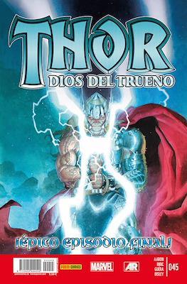 Thor / El Poderoso Thor / Thor - Dios del Trueno / Thor - Diosa del Trueno / El Indigno Thor (2011-) (Grapa) #45