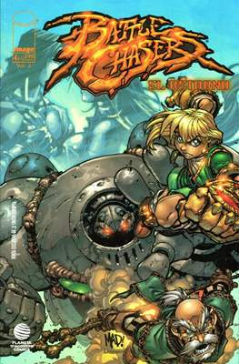 Battle Chasers: El retorno (2002-2003) #4