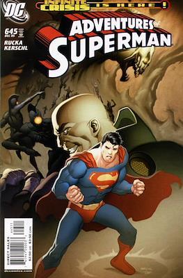 Superman Vol. 1 / Adventures of Superman Vol. 1 (1939-2011) (Comic Book) #645
