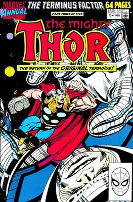The Mighty Thor Annual (1966-1994) (Comic Book) #15