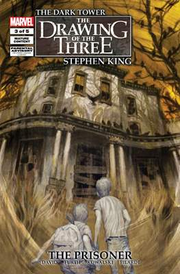 The Dark Tower: The Drawing of the Three - The Prisoner (Comic-book) #3