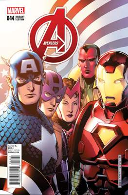 Avengers Vol. 5 (2013-2015 Variant Covers) (Comic Book) #44