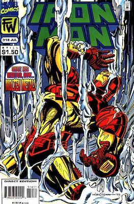 Iron Man Vol. 1 (1968-1996) (Comic book) #318