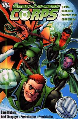 Green Lantern Corps Vol. 2 (Softcover) #2