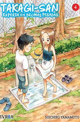Takagi-san: Experta en bromas pesadas (Rústica con sobrecubierta) #4
