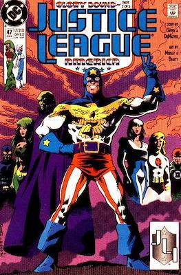 Justice League / Justice League International / Justice League America (1987-1996) (Comic-Book) #47