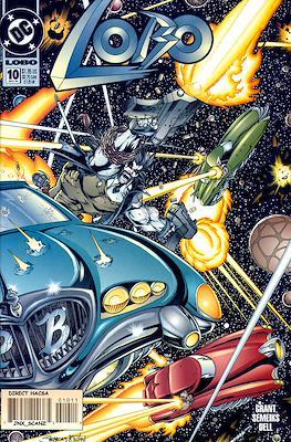 Lobo Vol. 2 (1993 - 1999 Grapa) #10