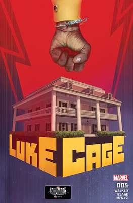 Luke Cage Vol. 1 (2017-2018) (Comic-book) #5
