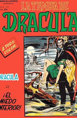 Escalofrío presenta: La tumba de Dracula Vol. 2